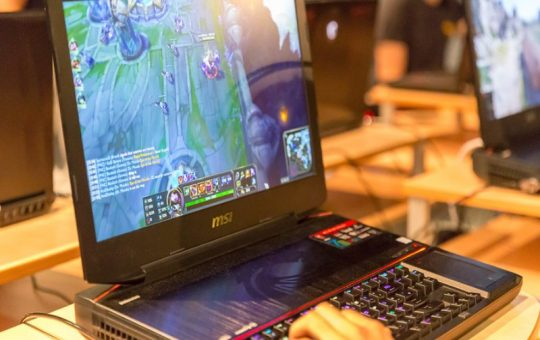 New Trends in Gaming Laptops
